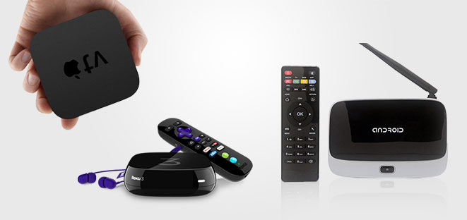 Android TV Box vs. Roku vs. Apple TV vs. Mini-PC