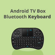 Android TV Box Bluetooth Keyboard